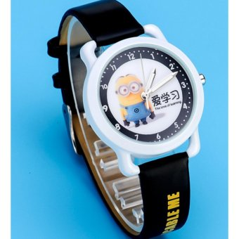 2Cool Minions Children Watch for Boys Gifts Lovely Kids Cartoon Watch - intl Price Philippines
