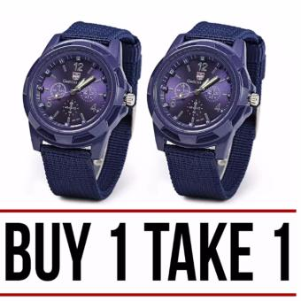 Harga Gemius Army Military Sports Style Army Blue Buy 1 Take 1
