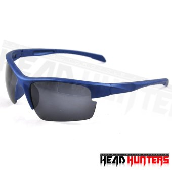 Protech Fashionable Motorcycle Riders Unisex Sunglasses - Sun Protector Shades (Blue) Price Philippines