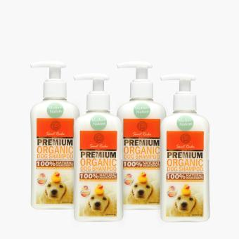 St. Roche Premium Organic Mother Nature Dog Shampoo 250mL (Set of 4) Price Philippines