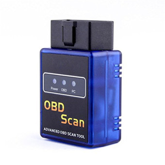Harga Vgate Vehicle maintenance and repair Bluetooth Scan Tool OBD2 OBDII Scanner for TORQUE APP ANDROID - intl