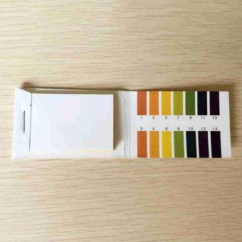 Harga 1600PCS Strips PH Test Strips PH Full Range 1-14 Full Range Test Paper Strips pH Indicator Analyzers pH Testing Tools - intl