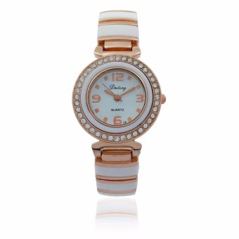 Harga Destiny Lux Women's Analog Quartz Watch