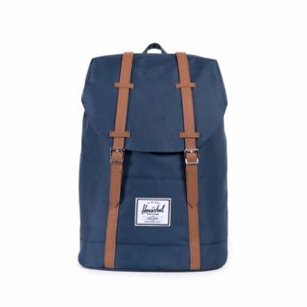 Harga Herschel Supply Co. Retreat Backpack (Navy/Tan)
