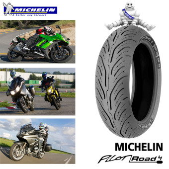 Harga Michelin Motorcycle Tire 120/60 Z R17 Pilot Road 4