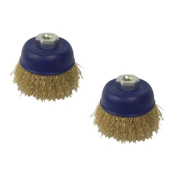 "Meisons cup brush PLAIN 3"" (10 x 1.25) 2pcs Price Philippines"