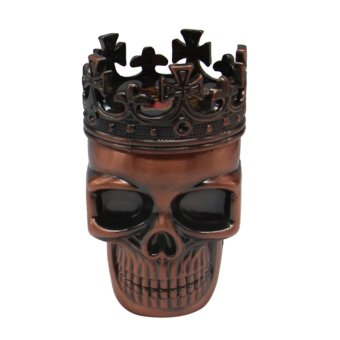 NEW Cool King Skull Herb Spice Grinder Price Philippines