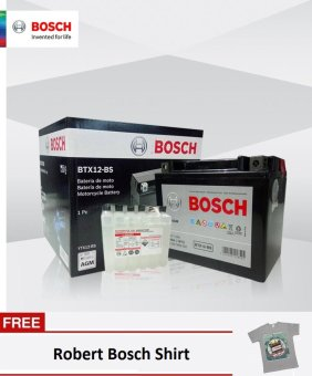 Harga BTX12 - BS 0092 M68 050 - with Free Bosch Limited Bosch T-Shirt