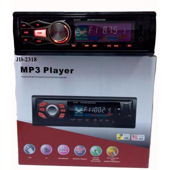 Car MP3 w/USB/SD Player AUX IN High Quality Price Philippines