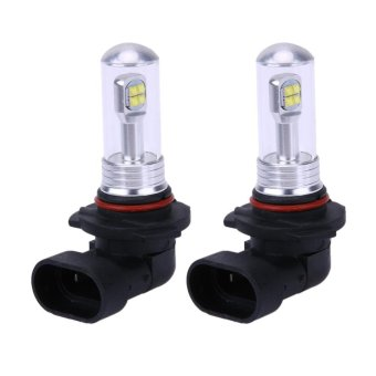 2pcs 9005/9006/H3/H4/H7/H8 LED 72W 8000LM Car LED Headlights Bulb - intl Price Philippines