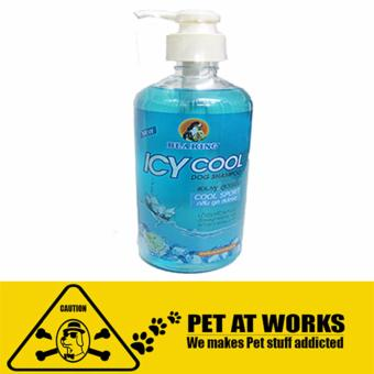Bearing Icy Cool Dog Shampoo (450ml) Blue Price Philippines