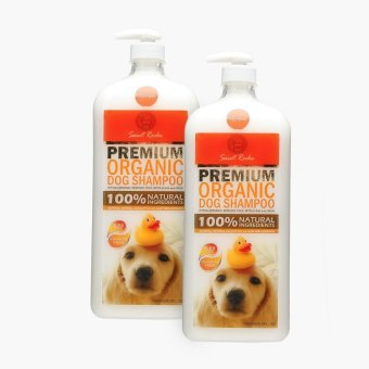 St. Roche Premium Organic Happiness Dog Shampoo 1050mL (Set of 2) Price Philippines