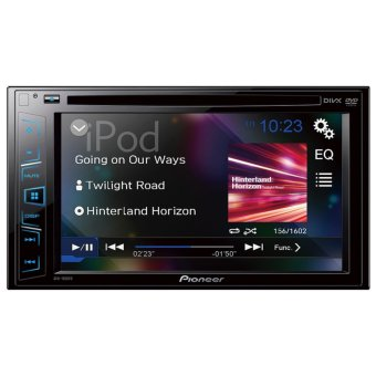 Harga Pioneer AVH-195DVD Car Stereo With USB AUX AM FM