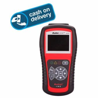 Harga Autel AutoLink AL519 OBD II/EOBD Car Code Reader-LOCAL SUPPLIER