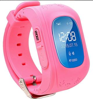 2Cool Kids Watch GPS Tracker Anti Lose Phone Call Smart Watch SOS Call Watch for Children - intl Price Philippines