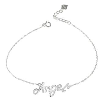 Harga Just Gift Angel Bracelet 4011 ( Silver )