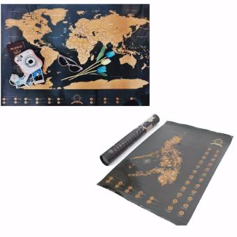 Harga The Original New Wonders of the World and Phillipine Map Bundle Promo by Mystiq