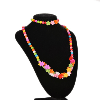 Amango Kids Necklace Best Gifts for Baby Girls Sun Flower Price Philippines
