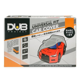 Harga DUB Universal Fit Large Car Cover