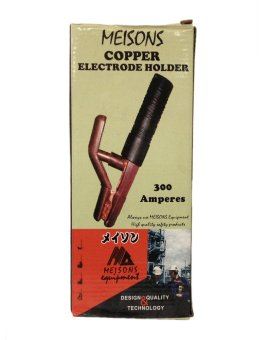 Meisons COPPER electrode holder 300 amperes Price Philippines