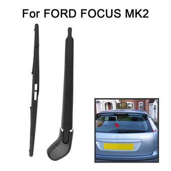 Harga Car Rear Window Windshield Wiper Arm & Blade Complete Replacement Set for FORD FOCUS MK2