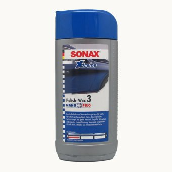 Sonax 202200 3 Nanopro Xtreme Polish Wax Price Philippines
