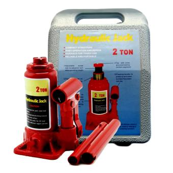 Harga 2 Ton Prostar Bottle Jack with Blown Plastic Carrying Case