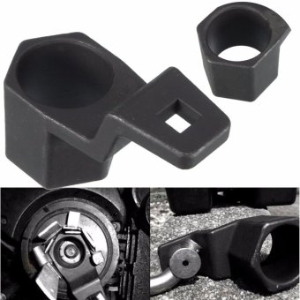 Harga 50mm Honda Acura Crankshaft Crank Pulley Wrench Holder Tool - intl