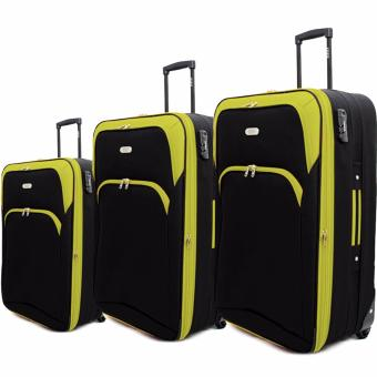 "Brookstone Brandy Glendale Travel Luggage Set of 3 (20""/25""/28"") Price Philippines"