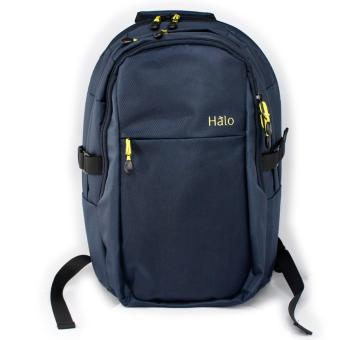 "Halo Gerald Backpack 14"" - Blu Price Philippines"