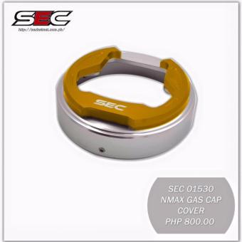 Sec 01530 Yamaha Nmax Aluminum Gas Cap Cover (Gold) Price Philippines