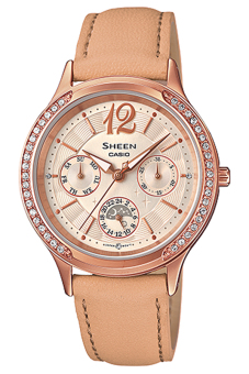 Casio Sheen SHE-3030GL-9A Rose Gold Price Philippines