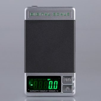 Harga 100g/0.01g Mini Digital Scale Weighing Tool Pocket Scale