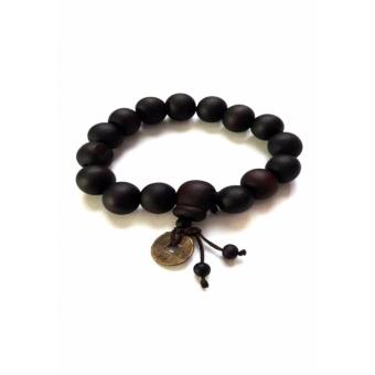 Be Lucky Charms Feng Shui Wealth Catcher And Wu Lou Wood Bracelet Big Price Philippines