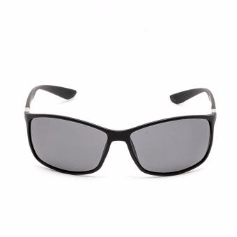 Atlas Apparel Logan Polarized Mens Sport Sunglsses (Black) Price Philippines