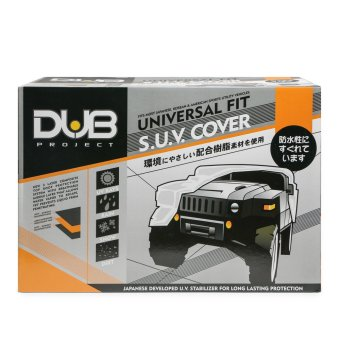 Harga DUB Universal Fit SUV Cover