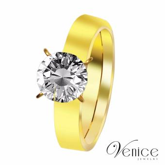 Harga Venice Lessy Gold Plated Ring