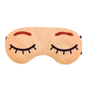 Tickles Closed Eyes Eye Mask (Skintone) Price Philippines