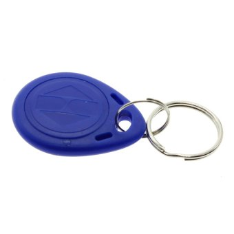 Harga Vanker RFID IC Key Tags Label Keyfobs Token NFC Label Keychain Mifare Keyring