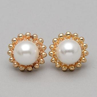 Jewelworld Bangkok Pearl Earrings (gold) Price Philippines