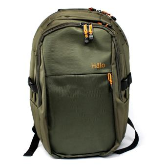 "Halo Gerald Backpack 14"" - A.Grn Price Philippines"