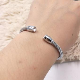 Fantasy Couple Jewelry Stainless Bangles AC10024 Price Philippines