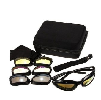 Military Tactical Goggles Motorcycle Riding Sunglasses Set Price Philippines