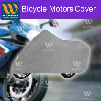 Harga Wawawei Motorcycle Cover Small (Gray)