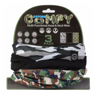 Harga Oxford NW123 Comfy Camo 3-Pack