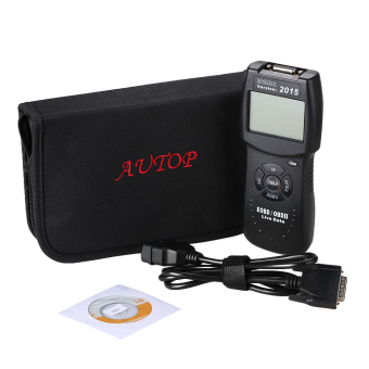 Harga CAN OBD II D900 Car Scan Tool Scanner Reader - intl