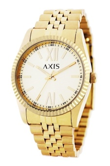 Axis Tyler Men'S Gold Stainless Steel Strap Watch Ah1232-1216 Price Philippines