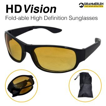 Harga HD Vision Fold Aways High Definition Sunglasses