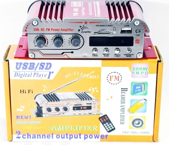 Yw-501 Box Packing Motor Cycle Power Amplifier Price Philippines