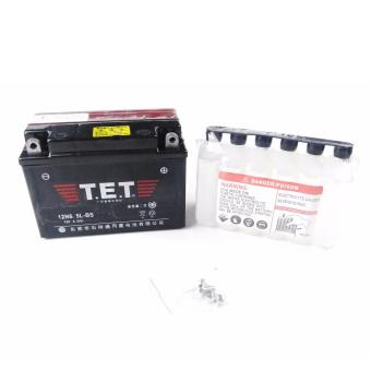TET 12N6.5-BS Maintenance Free Motorcycle Battery Price Philippines